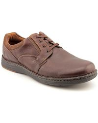 Dunham - Rev Crusade Men Round Toe Leather Oxford - Lyst