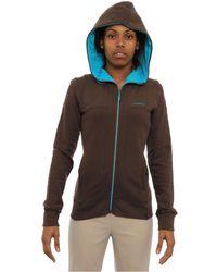 La Sportiva - Bimbaluna Long Sleeve Zip Hoodie Women Regular Jumper - Lyst
