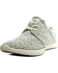 G.H.BASS - Gh Bass & Co Shelby Round Toe Canvas Sneakers - Lyst
