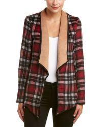 Greylin - Plaid Wool-blend Jacket - Lyst