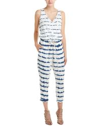 Sol Angeles - Crossover Jumpsuit - Lyst