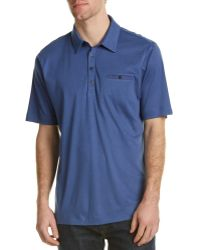 Cutter & Buck - Cienega Polo Shirt - Lyst