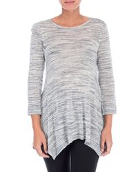 Bobeau - Langley New Space Dye Sweater - Lyst