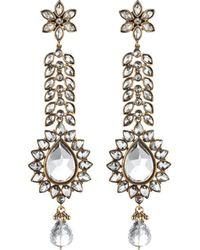 Rosena Sammi - Jewelry Beaded Tamarind Earrings - Lyst