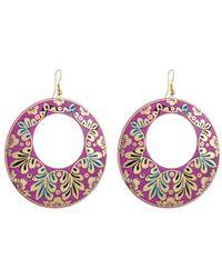 Rosena Sammi | Jewelry Pink Passion Earrings | Lyst