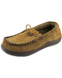 Tempur-Pedic - Therman 2e Round Toe Suede Loafer - Lyst