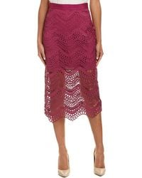 Laundry by Shelli Segal - Pencil Skirt - Lyst