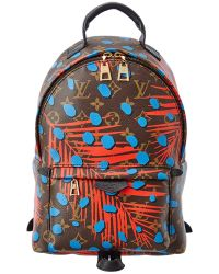 Louis Vuitton - Limited Edition Monogram Canvas Palm Spring Backpack Pm - Lyst