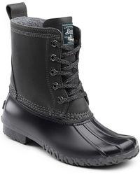 G.H.BASS - . Womens Daisy Duck Boot - Lyst
