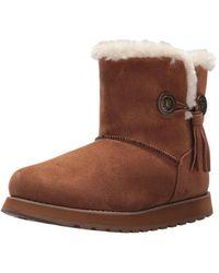 Skechers - Women's Keepsakes-short Boot Snow Shoe - Lyst