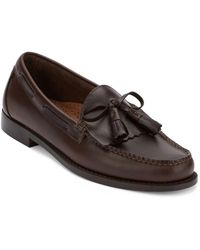 G.H.BASS - . Mens Weejuns Lawrence Dress Tassel Loafer Shoe - Lyst