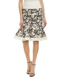 Carolina Herrera - Pencil Skirt - Lyst