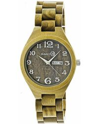 Earth Wood - Sapwood Bracelet Watch - Lyst