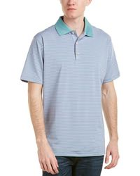 Peter Millar - Competition Stripe Polo - Lyst