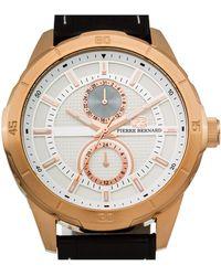 Pierre Bernard - Monolith Men¿s Multi-function Watch - Lyst