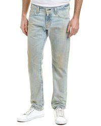 AG Jeans - The Matchbox 22 Years Sun Stroke Slim Straight Leg - Lyst