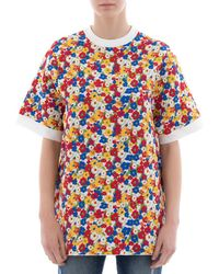 Céline - Women's 23gc7909b010p Multicolor Polyamide Sweatshirt - Lyst