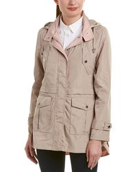 French Connection - Two-tone Anorak - Lyst