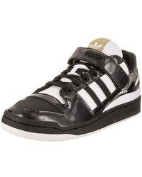 Lyst adidas Originals Forum Mid refinado moda zapatillas en azul