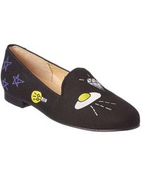 Jon Josef - Flying Saucer Canvas Loafer - Lyst