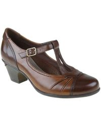 Earth - Wanderlust Wide Width Leather Pump - Lyst