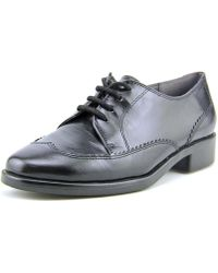 Aerosoles - Accomplishment Wingtip Toe Leather Oxford - Lyst
