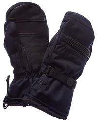 Rossignol - Storm Impr Waterproof Leather-trim Mitten - Lyst