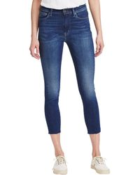 Denim & Supply Ralph Lauren - Hendrix High Rise Skinny Jeans - Lyst