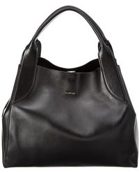 Lanvin - Small Cabas Leathertote - Lyst