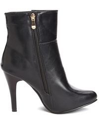 Forever Young - Black Couture Boots - Lyst