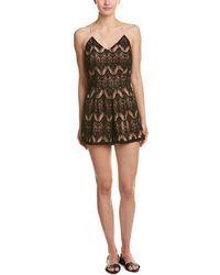 6 Shore Road By Pooja - Colonial Lace Romper - Lyst