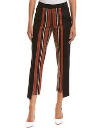 French Connection - Dovie Stripe Pant - Lyst