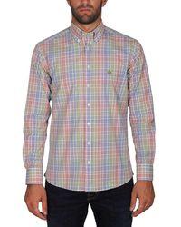Etro - Men's 1636561118000 Multicolor Cotton Shirt - Lyst