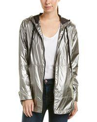 RACHEL Rachel Roy - Active Metallic Sheen Jacket - Lyst