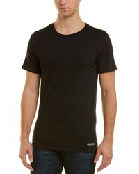 Kenneth Cole - New York 3 Pack Slim Crewneck T-shirt - Lyst