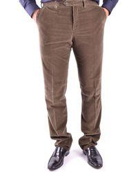 Ballantyne - Men's Mcbi032017o Brown Cotton Pants - Lyst