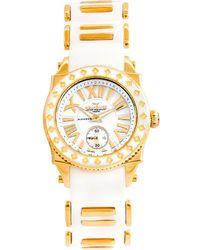 Aquaswiss - Women's Swiss 24 Diamond Watch - Lyst