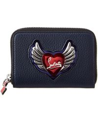 Christian Louboutin - Leather Coin Purse - Lyst