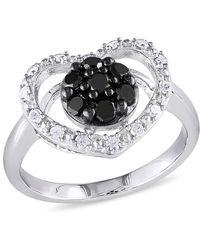 Catherine Malandrino - Heart Ring - Lyst
