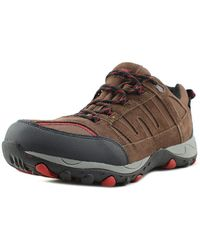 Wolverine - Grayling Men Round Toe Synthetic Brown Hiking Shoe - Lyst