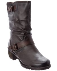 Pikolinos - Le Mans Leather Boot - Lyst