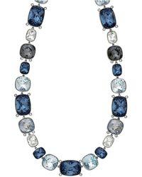 Swarovski - Crystal Divinity Plated Necklace - Lyst