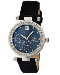 Sophie & Freda - Montreal Mother-of-pearl Watch - Lyst