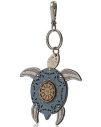 Nada Sawaya - Turtle - Laser-cut Calf Leather Charm - Lyst