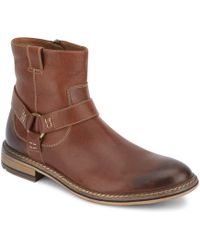 Lucky Brand - Hinton Harness Boot - Lyst