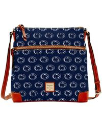 Dooney & Bourke - Ncaa Penn State Crossbody Shoulder Bag - Lyst