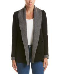 RAFFI - Wool & Cashmere-blend Blazer - Lyst