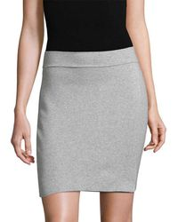 BCBGeneration - Knit Pencil Skirt - Lyst