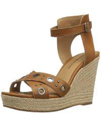 Lucky Brand - Lucky Women's Leander Wedge Sandal - Lyst