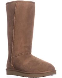 8bfc34a08f5 Lyst - Ugg Adria Winter Ankle Boots, Chestnut in White